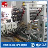 PET, pp.-, ABS Plastikvorstand oder Blatt-Strangpresßling-Maschinerie