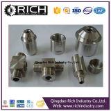 CNC drehte maschinell bearbeitenanodisierten Aluminiumkundenspezifischen Teil-progressiven stempelnden Sicherheitsgurt-Retraktor-Rahmen des Automobil-7075-T6/hohe Präzisions-Aluminium 6061-T6-6063-7075