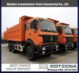 Northbenz Beiben 6X4 380HP 30t 무거운 광업 덤프 트럭