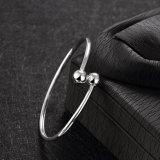 Bardian 925 Sterling-Stahlarmband-Sterlingsilber-Armband-runde Form das meiste populäre Armband