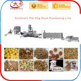 Suministro de la fábrica de alimentos para mascotas que hace la máquina