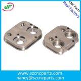 精密加工SS316 CNC機械加工部品、CNC機械加工部品を回します