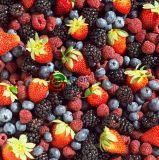 100% натуральные IQF замороженные фрукты смешанных замороженных ягод