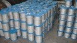 Corde enduite neuve 6X19 de fil d'acier de PVC pour s'arrêter de tissu