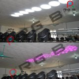 luz clara principal movente do estágio do efeito do teste padrão do ponto do feixe 260W