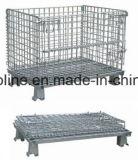 鋼鉄記憶の金網の容器(1000*800*840)