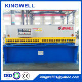 Тип металлопластинчатый автомат для резки луча качания QC12y-4X2500