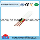 Certificado flexible estándar del cable eléctrico 2X10mm2 SAA del alambre de Australia TPS
