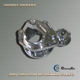 高品質はダイカストアルミニウム部品OEM/ODMの始動機モーターハウジングを