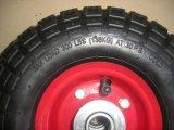 Wiel van de Lucht van het Wiel van de Vrachtwagen van de hand Rubber Pneumatisch 4.10/3.504