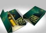 Kundenspezifischer Drucken-Walnuss-Öl-Geschenk-Kasten