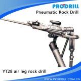 Yt28 Perceuse pneumatique sur pied pneumatique