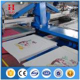 Camiseta textil automática máquina de impresión de pantalla