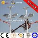 3-12m Q235 Q345 Spray galvanizado poste de iluminação Rua Solar Exterior