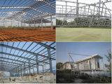 Здание рамки стальной структуры света низкой цены хорошего качества (QDWF-005)