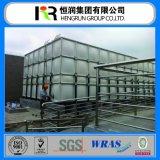 Roestvrij staal/GRP/Gegalvaniseerde Tank Ater voor de Opslag van het Water
