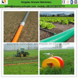 PVC TPU Layflat火または装置を作る潅漑のホースまたは管の放出