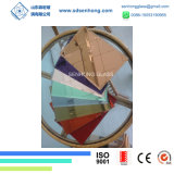 4mm Plata Espejo de seguridad con PVC Volver