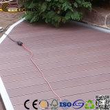 Im Freien doppeltes mit Seiten versehenes WPC Baumaterial Shandong-