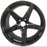Volcom Chrome Black Alloy Car Wheel, Customized Samples e OEM Ser Accepted