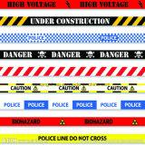供給Al/PE/LDPEの警告テープ