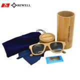 Crie a sua própria marca UV Cat 3400 Tons óculos de sol de bambu na China