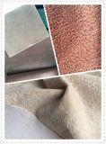 Tissu flocé simple / tissu floconné
