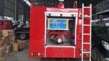 De Aanhangwagen van de Tank van het Water van Isuzu 8000L voor Verkoop