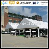 400 plazas de la boda blanca grande fiesta al aire libre de PVC de 20X30 Tienda