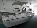 Barco de lazer de embarcação de barco de fibra de vidro Liya 16.8ft