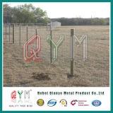 Гальванизированные панели загородки скотин/оптовая ферма ограждая поле сетки скотин
