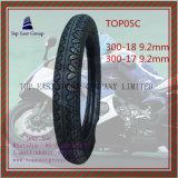 Größe 325-18, 300-18, hochwertiger Nylongummireifen des ISO-300-17 Motorrad-6pr