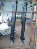 Cilindro hidráulico para a estada de Jack, cilindro da guiga