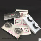 Pestañas falsas cosméticas vendedoras calientes del pelo humano de la belleza