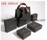 Elegant personalizzato Jewelry Box/Jewelry Packaging Box /Jewellery Gift Box con Logo