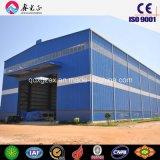 Edificio estructural prefabricado, taller prefabricado (SSW-15265)