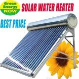 Pressão Alta/sistema de aquecedor solar de água Pressurizada