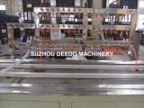 Perfil do Trunking do cabo de fio do PVC que faz a máquina