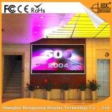 Écran de l'Afficheur LED P4.81 coulé sous pression par location polychrome d'intérieur de Hotsale