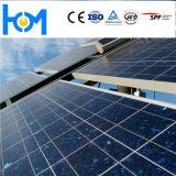 Vetro di vetro di PV del modulo laminato vetro solare di vetro caldo