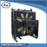 Tbd604bl6-3-4 Genset 방열기 구리 산업 방열기