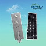 El mejor precio todo en una luz de calle solar del LED 70W