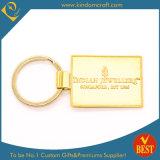Custom Gold готовой металлической цепочки ключей с кольцом