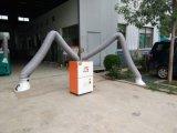 Collettore di polveri/estrattore del vapore per la saldatura del metallo