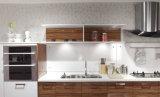 2017 de Nieuwste Keukenkasten van de Deklaag van de Stijl Populaire UV (zx-071)