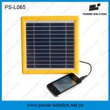Lanterne solaire avec le chargeur mobile radio fm