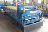 Крен двойного слоя Dx Cr45 материальный Galavanzed стальной формируя машину
