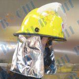 De nieuwe Mariene BrandbestrijdingsHelm van de Veiligheid van de Brandweerman