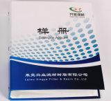 Álbum de amostra do catálogo personalizado de empresas (PA-007)