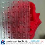 vidro do vidro de teste padrão de 3mm-12mm/rolo para o vidro da mobília